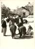 Bulgaren in traditionelle Kleidung, Bulgarien historische Fotografie 1960-1970