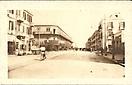 San Stefano Street, Cairo-Heliopolis - historic postcard