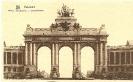 Brüssel-Historische Ansichtskarten