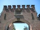 Beginenhof Ten Wijngaerde, Brügge - Pforte an der Sasbrug (Schleuse)