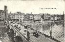 Liège,le pont des Arches-Ancienne carte postale