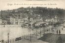 Liège,le pont des Arches et vue panoramique vers la Citadelle- Feldpost 1916-an Herrn Dr. H.Schulze, Hohwald /Neustadt in Sachsen
