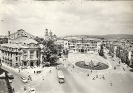Varna, Bulgarien, Theater und Rathaus, historische Ansichtskarte
