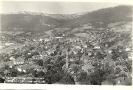 Belogradtchik, vue générale, Bulgarie, carte postale historique