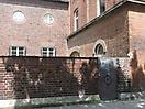 Kriegsarchiv, Leonrodstraße 57, München - Seitliche Pforte