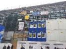 Baustellen in München