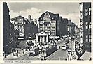 Mönckebergstraße, Hamburg, historische Ansichtskarte
