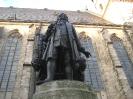 Thomaskirche, Leipzig - Das neue Bach-Denkmal