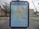 Innenstadt, Leipzig, öffentlicher Stadtplan