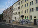 Leipzig-Die Ruinen der Stadt