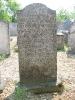 BLOC Louise, épouse de Nathan MOISE de Verny, cimetière juif de Louvigny, 2006