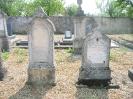 CAHEN Rose, épouse Samuel MOISE - MOISE Raphael, cimetière juif de Louvigny, 2006