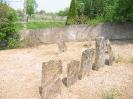 Cimetière juif de Louvigny en Moselle, 2006