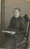 Atelierfoto von Automatic-Union, Leipzig - historisches Frauenporträt, 1916