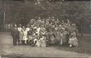 Firma C.W.- Firmenausflug nach Stockdorf, 1922