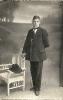 Historische Fotografien-Männerporträts