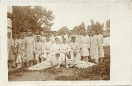 Feldlazarett 633, August 1917 - Historische Fotografie