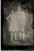 3-Historische Fotografie-Porträt eines Paares in traditionelle Sommerkleidung-Schaja München