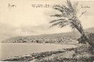 Deutsche Kolonie, Haiffa, Correspondenz-Karte - Colonie allemande, Haiffa, carte postale historique
