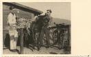 Deutsche Soldaten und Esel, Lampedusa, 1942