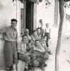 Deutsche Soldaten in Lampedusa, Süd-Italien, 1942