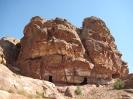 Petra - die verlassene Felsenstadt in Jordanien