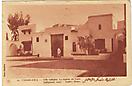 Maison du Nadir, Casablanca, Maroc - carte postale historique