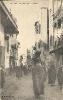 Rue principale du Mellah, Fez, carte postale historique ca. 1920, (Editeur H.D. Sérére, Fez)