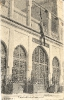 Entrée de l'Hôtel de France, Fez, carte postale historique ca. 1920, (Editeur H.D. Sérére, Fez)