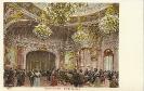 Le Casino de Monte Carlo, la salle de Jeu, carte postale historique
