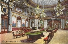 Monte Carlo, La Salle Schmit, carte postale historique 1931