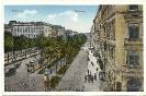 Opernring, Wien I, historische Ansichtskarte