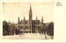 Rathaus, Wien, 1938, historische Ansichtskarte