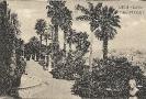 Lisboa (Lissabon), 1912, Jardim Pedro d'Alcantara, historische Ansichtskarte