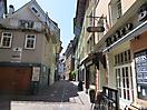 Mittlere Gasse 13 und 11, Baden, Aargau, Schweiz