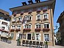 Cordulaplatz/Mittlere Gasse, Baden (AG), Schweiz - Zunftshaus zum Paradies