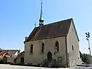 Kirchplatz 11, Baden (AG), Schweiz - Kapelle St. Sebastian