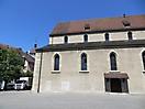 Kirchplatz 15, Baden (AG), Schweiz - Stadtpfarrkirche Maria-Himmelfahrt