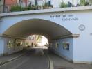 Zufahrt zu den Badehotels, Baden (AG), Schweiz