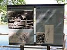 Limmatpromenade, Baden (AG), Schweiz - Industriekulturpfad-Informationstafel