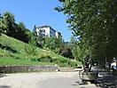 Limmatpromenade, Baden (AG), Schweiz - Tränenbrünnerli