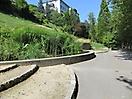 Limmatpromenade, Baden (AG), Schweiz
