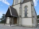 Reformierte Kirche, Hinterrebenstraße, Gebenstorf, Aargau