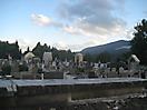 Radovljica-Friedhof der Gemeinde
