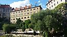 Krumau an der Moldau-Staatliche Burg und das Schloß Český Krumlov