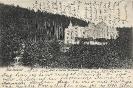 Hotel Miramonte, Marienbad, historische Ansichtskarte