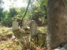 Alanya-Ehmedek,  der musulmanischer Burgfriedhof, 26.10.2010