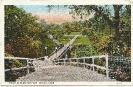 Scene in Elmwood Park, Omaha, Nebraska, historische Ansichtskarte 1928