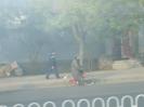 Peking, Luftverschmutzung - Beijing, Air Pollution, November 2006